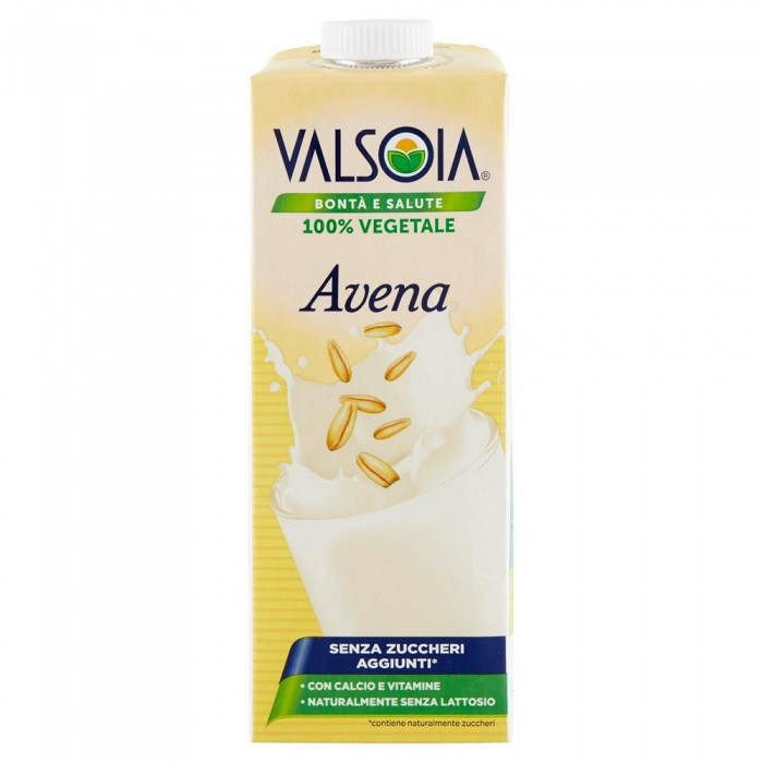 VALSOIA AVENA DRINK  LT.1