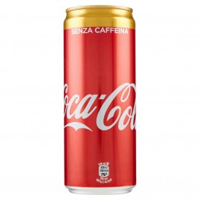 COCA COLA SENZA CAFFEINA LATTINA CL33