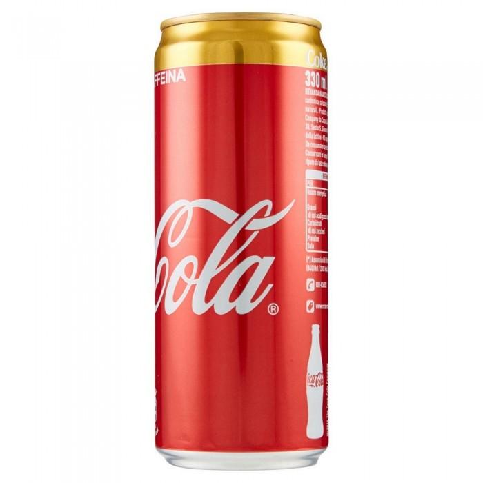 COCA COLA SENZA CAFFEINA LATTINA CL33