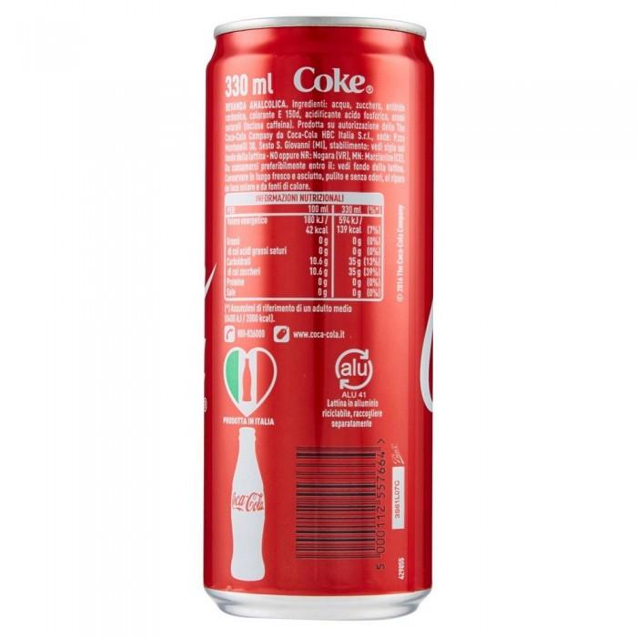 COCA COLA LATTINA CL.33