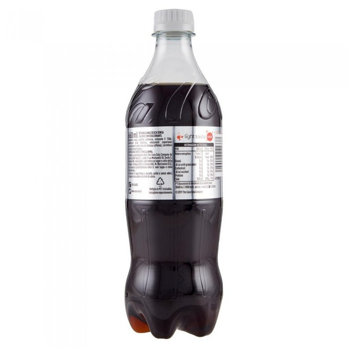 COCA COLA LIGHT CL.66
