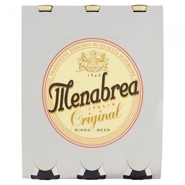 BIRRA MENABREA ORIG.CL.33 X 3
