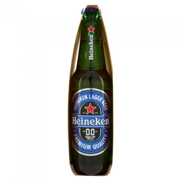 HEINEKEN BIRRA  0,0% CL.33 X 3