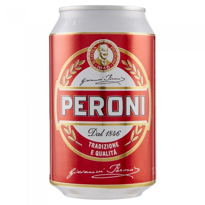 BIRRA PERONI LATTINA CL.33