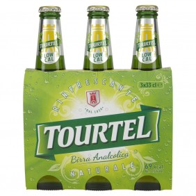 TOURTEL BIRRA X 3 CL.33
