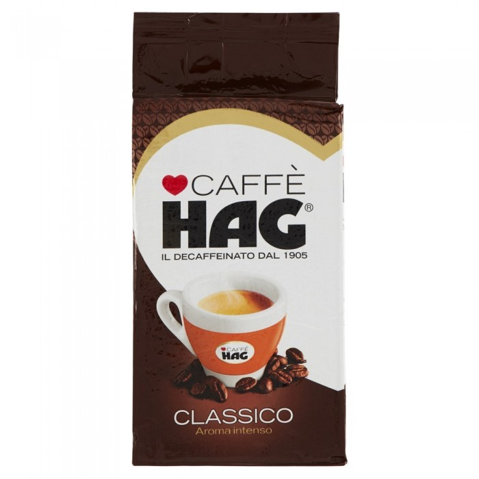 HAG CAFFE CLASSICO GR.250