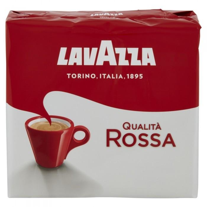 LAVAZZA QUALITA' ROSSA GR.250X2