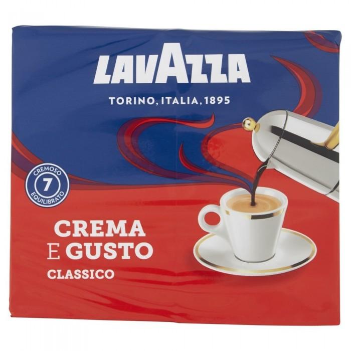 LAVAZZA CREMA & GUSTO GR.250X2