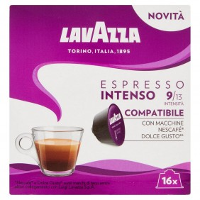 'LAVAZZA INTENSO A.D X16'