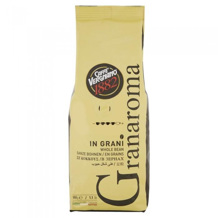 VERGNANO CAFFE' AROMA GRANI GR.500