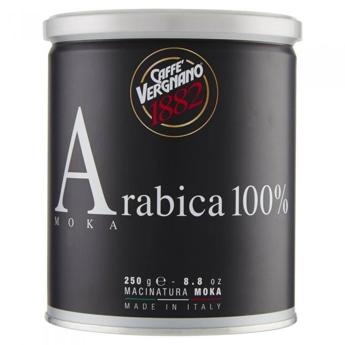 CAFFE VERGNANO 100% ARABICA GR.250