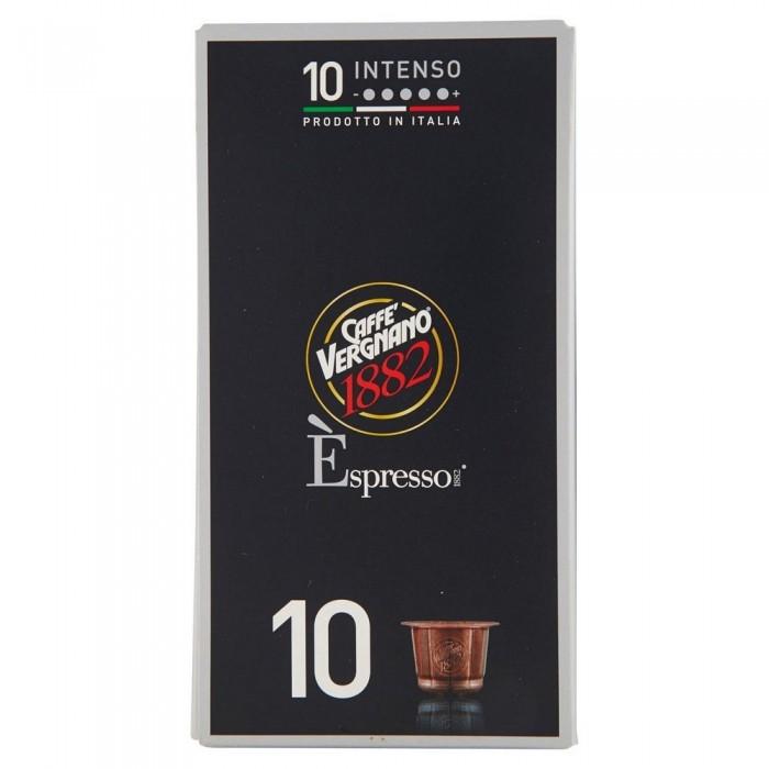VERGNANO ESPRESSO CAPS INT. x10