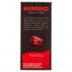 'KIMBO CAPSULA NAPOLI N X 10'