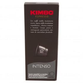 'KIMBO CAPSULA INTENSO N X 10'