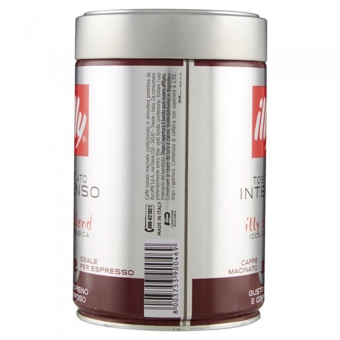 ILLY CAFFE` ESPRESSO FORTE GR.250
