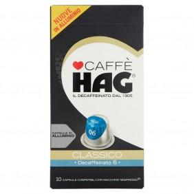 HAG CAPS DEK CLASSICO X 10