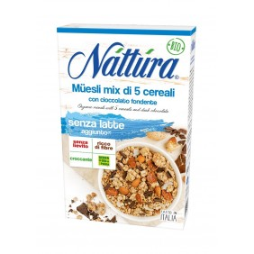 NATTURA MUESLI BIO AL CIOCCOLATO GR.300