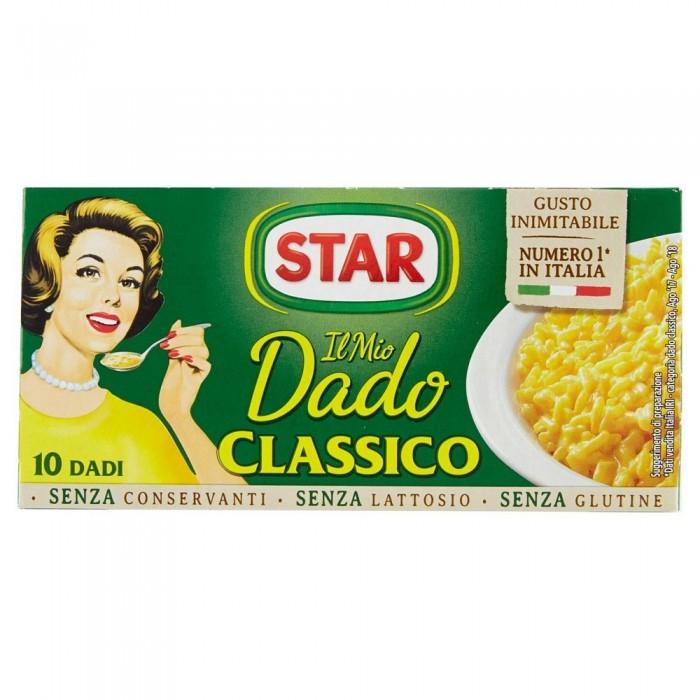 'BRODO STAR X 10 DADI'