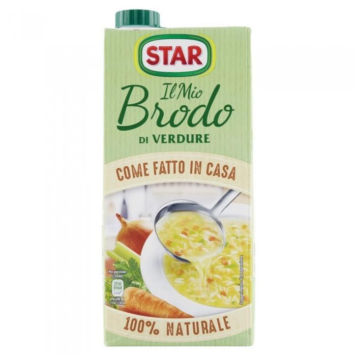 'BRODO VERDURE LIQ.STAR LT.1'