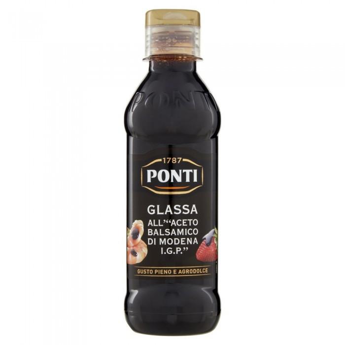 PONTI ACETO BALSAMICO GLASSA ML.250