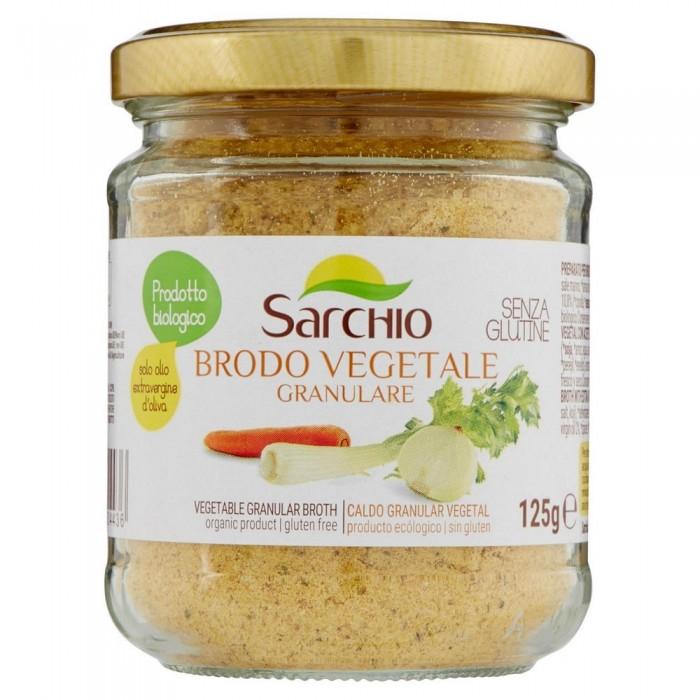SARCHIO BRODO GRANULARE BIO GR.125