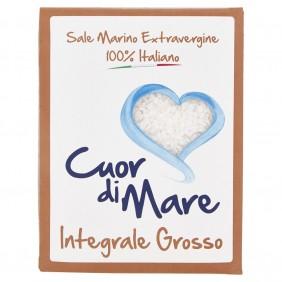 CUORDIMARE SALE GROSSO INTEGRALE  KG1