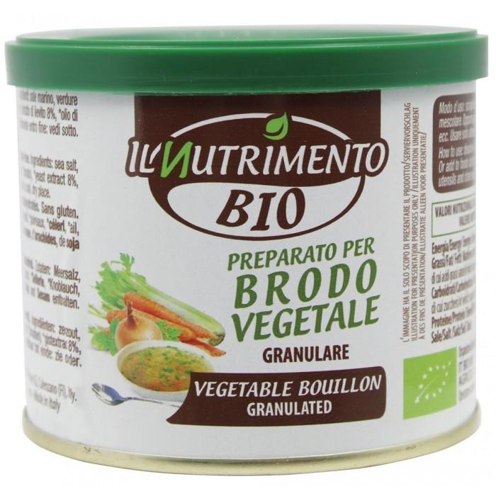 BIO NUTRIMENTO BRODO VEGETALE GRANULARE