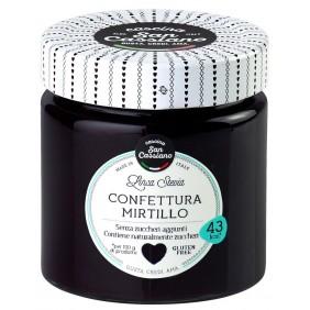 S.CASSIANO CONFETTURA CON STEVIA MIRTILLO G. 200