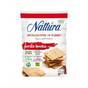 NATTURA SFOGLIATINE FARRO BIO GR.200