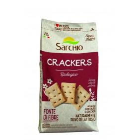 'CRACKERS BIO SARCHIO GR.180'