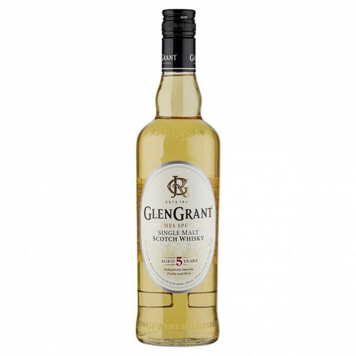 GLEN GRANT WHISKY 5 ANNI CL.70