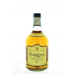 DALWHINNIE WHISKEY 15 YEARS CL.70