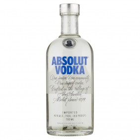VODKA ABSOLUTE CL.70