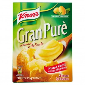 'PURE  3 BUSTE  KNORR GR.225'