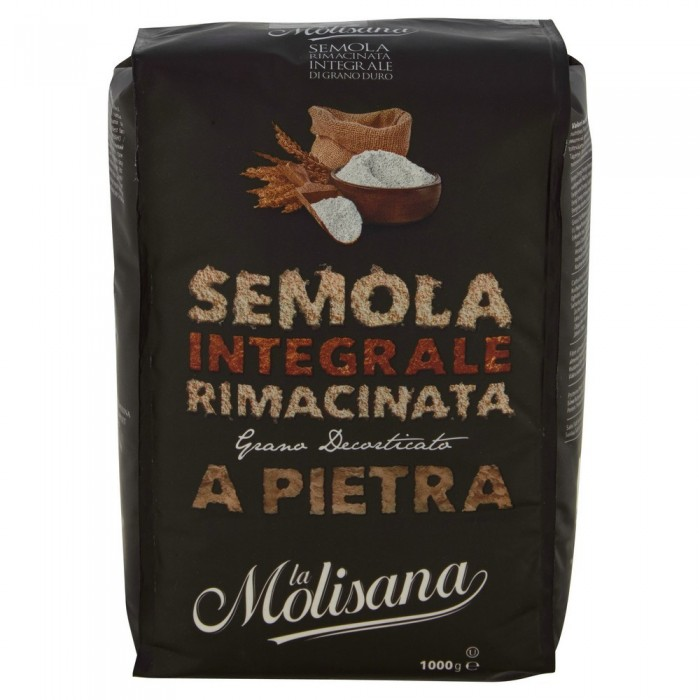 MOLISANA SEMOLA INTEGRALE KG.1