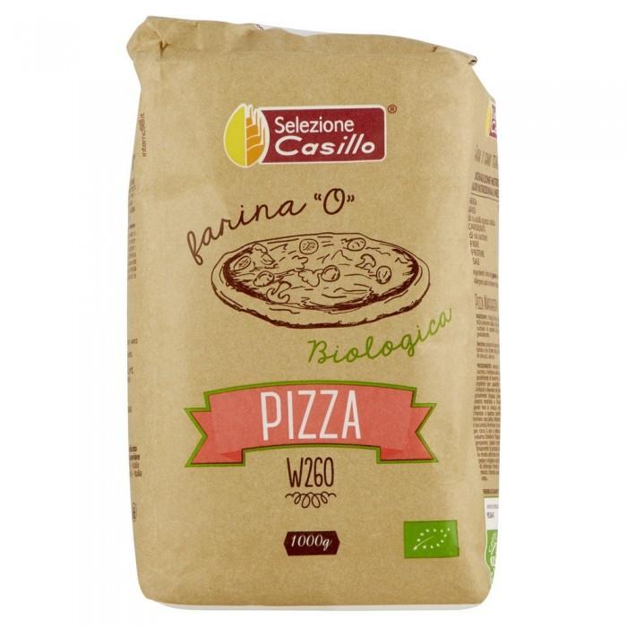 'FARINA PIZZA BIO CASILLO KG.1'