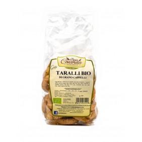 CONCORDIA TARALLI BIO GRANO SENATORE CAPPELLI GR.250