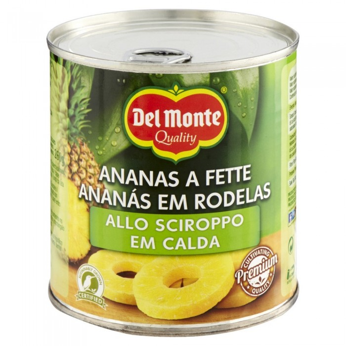 DEL MONTE ANANAS FETTE GR.432