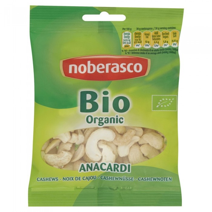 ANACARDI CRUDI NOBERASCO GR.70
