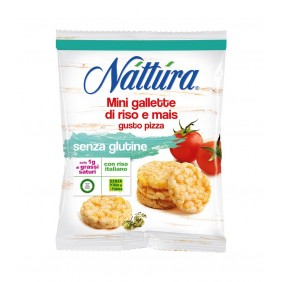 MINI GALLETTE PIZZA NATTURA GR.30