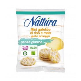 NATTURA MINI GALLETTE AL FORMAGGIO GR.30