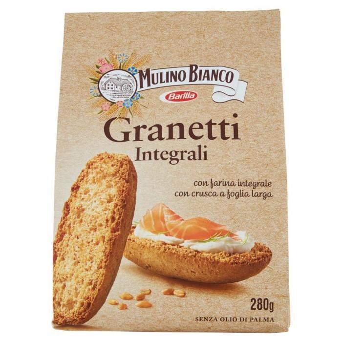 BARILLA GRANETTI INTEGRALI GR.280