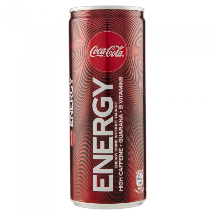 'COKE ENERGY REGULAR CL.25'