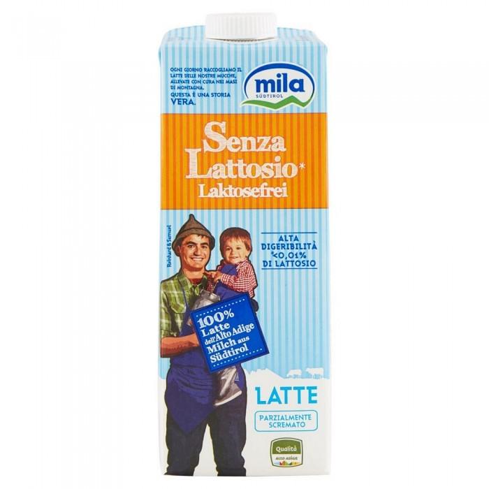 'LATTE MILA S/LATTOSIO LT.1'