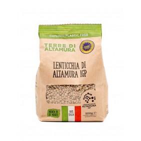 TERRA DI ALTAMURA LENTICCHIE GR.500
