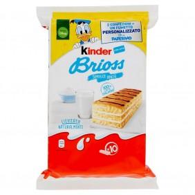 FERRERO KINDER BRIOSS T.10