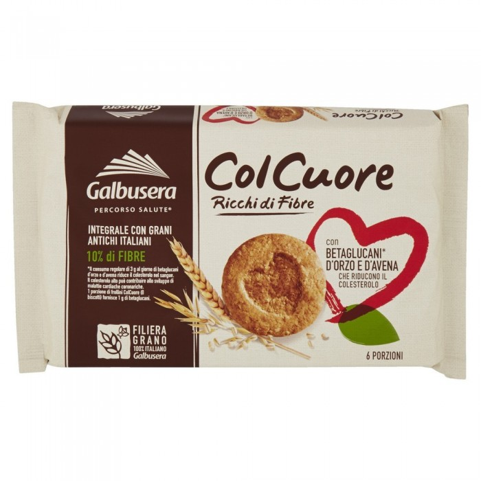 GALBUSERA FROLLINI COL CUORE GR.300