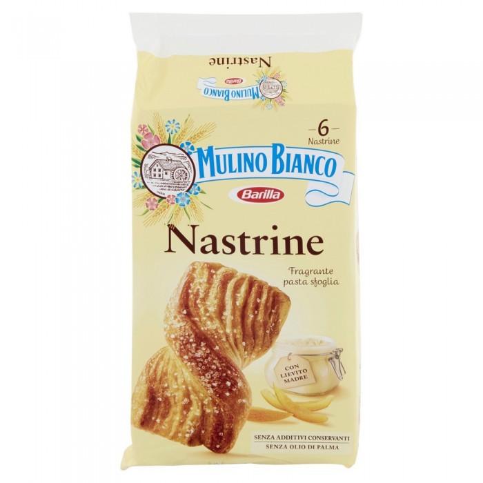 MULINO BIANCO NASTRINE X 6 GR.240