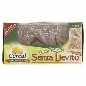 CEREAL PANE DI SEGALE GR.500