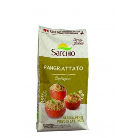 'PANGRATTATO BIO SARCHIO GR.250'
